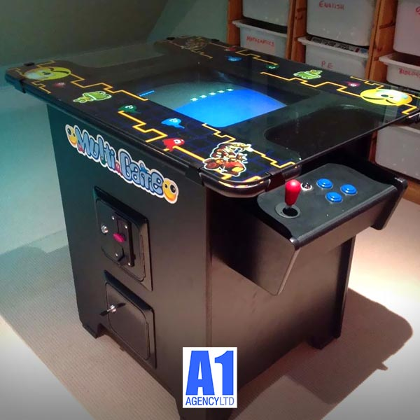 Tabletop Retro Game