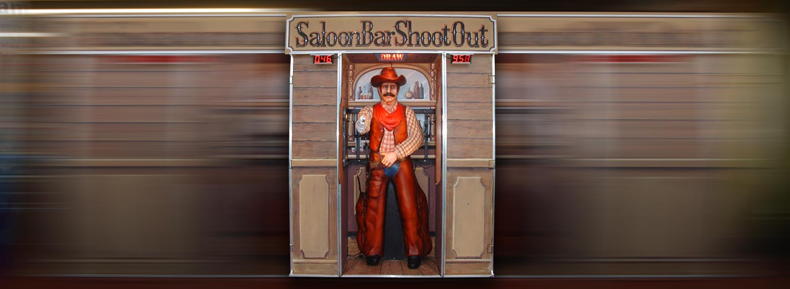 Saloon Bar Shoot Out